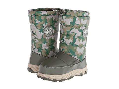 Khombu Kids - Juniper Pull On (Little Kid/Big Kid) (Green Camo) Girls Shoes