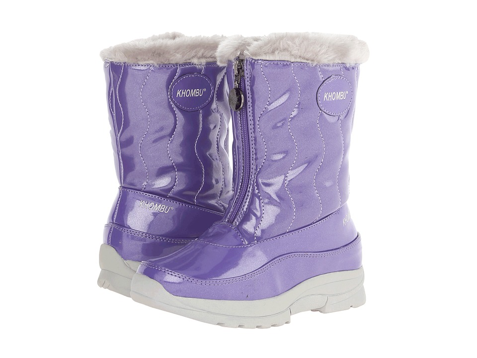 Khombu Kids - Sasha (Little Kid/Big Kid) (Purple) Girls Shoes