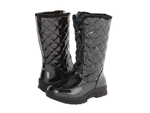 Khombu Kids - Darcie (Little Kid/Big Kid) (Black) Girls Shoes