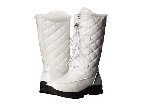 Khombu Kids - Darcie (Little Kid/Big Kid) (White) Girls Shoes