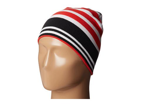 Obermeyer Kids - Traverse Knit Hat (Big Kid) (Lava) Knit Hats