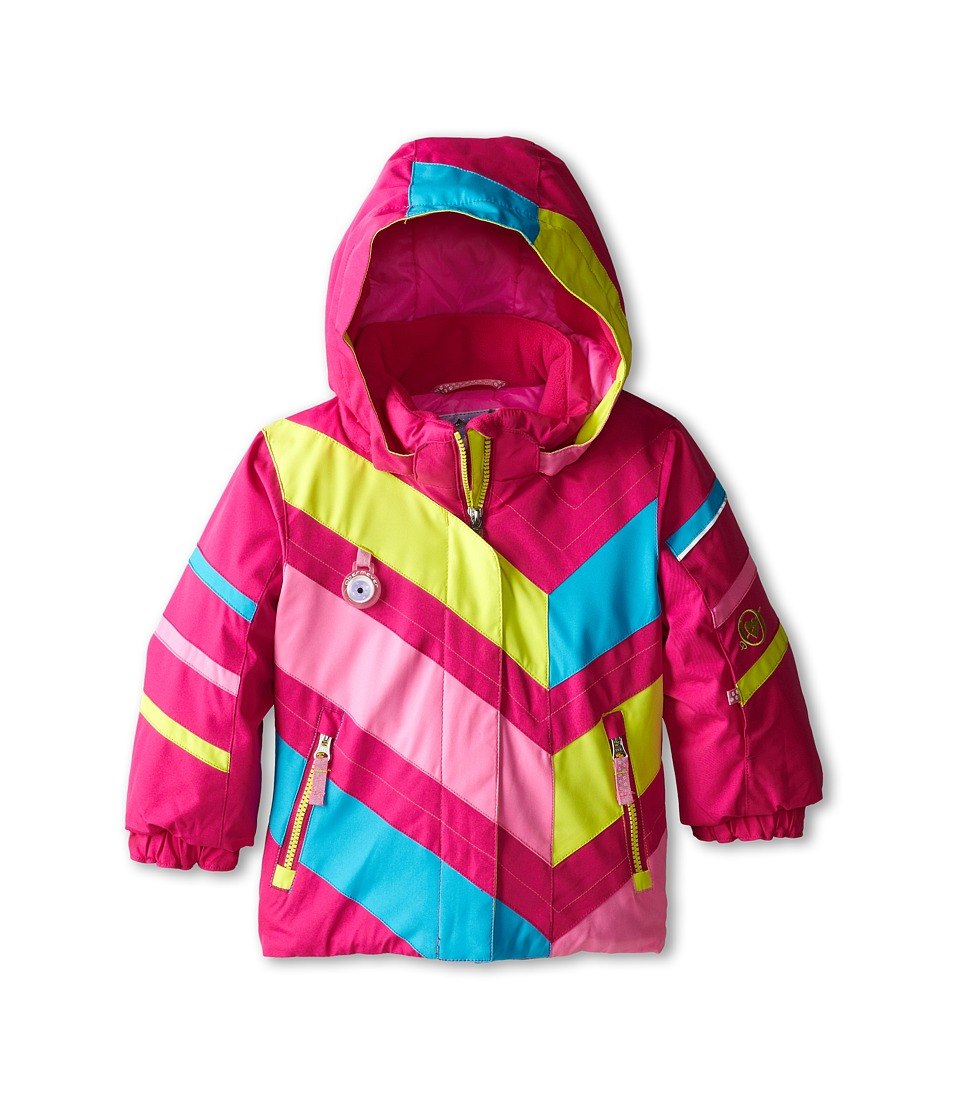 Obermeyer Kids - Chakra Jacket (Toddler/Little Kids/Big Kids) (Wild Berry) Girl