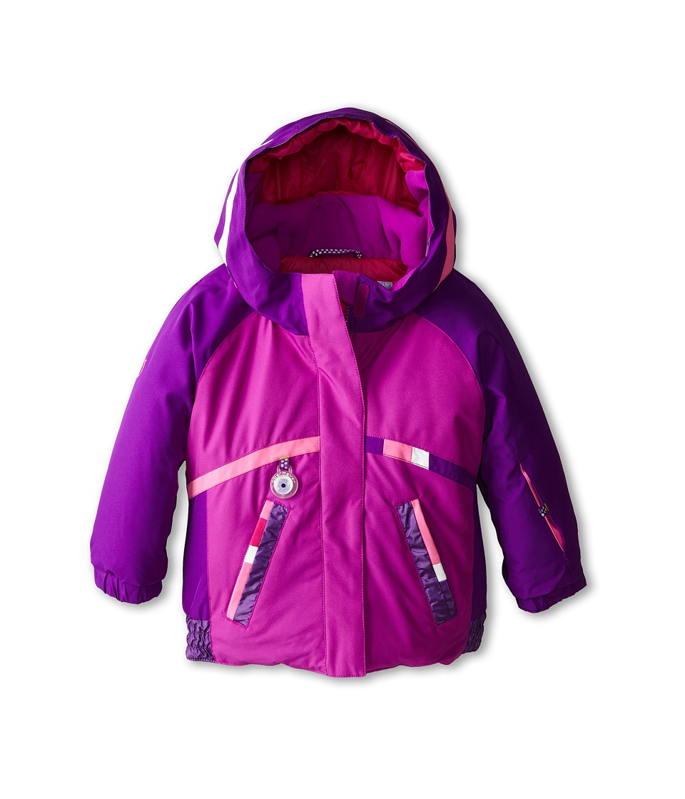Obermeyer Kids - Winx Jacket (Toddler/Little Kids/Big Kids) (Viola) Girl's Coat