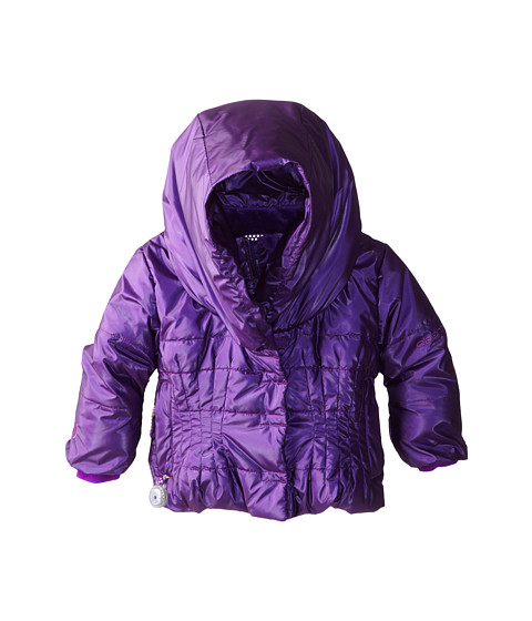 Obermeyer Kids - Ingenue Jacket (Toddler/Little Kids/Big Kids) (Iris Purple) Girl's Coat