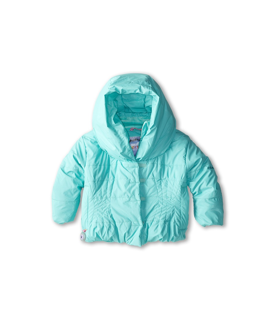 Obermeyer Kids - Ingenue Jacket (Toddler/Little Kids/Big Kids) (Mint) Girl's Coat
