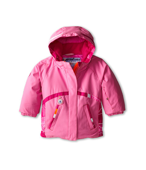 Obermeyer Kids - Winx Jacket (Toddler/Little Kids/Big Kids) (Neo-Pink) Girl