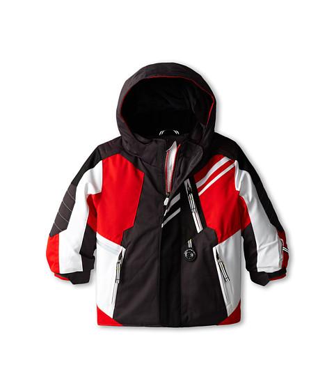 Obermeyer Kids - Fusion Jacket (Toddler/Little Kids/Big Kids) (Lava) Boy