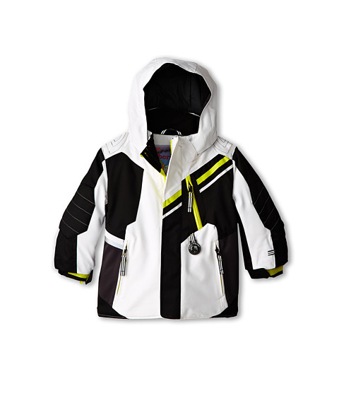 Obermeyer Kids - Fusion Jacket (Toddler/Little Kids/Big Kids) (Black) Boy