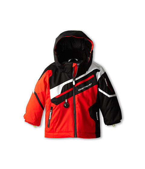 Obermeyer Kids - Indy Jacket (Toddler/Little Kids/Big Kids) (Lava) Boy's Coat