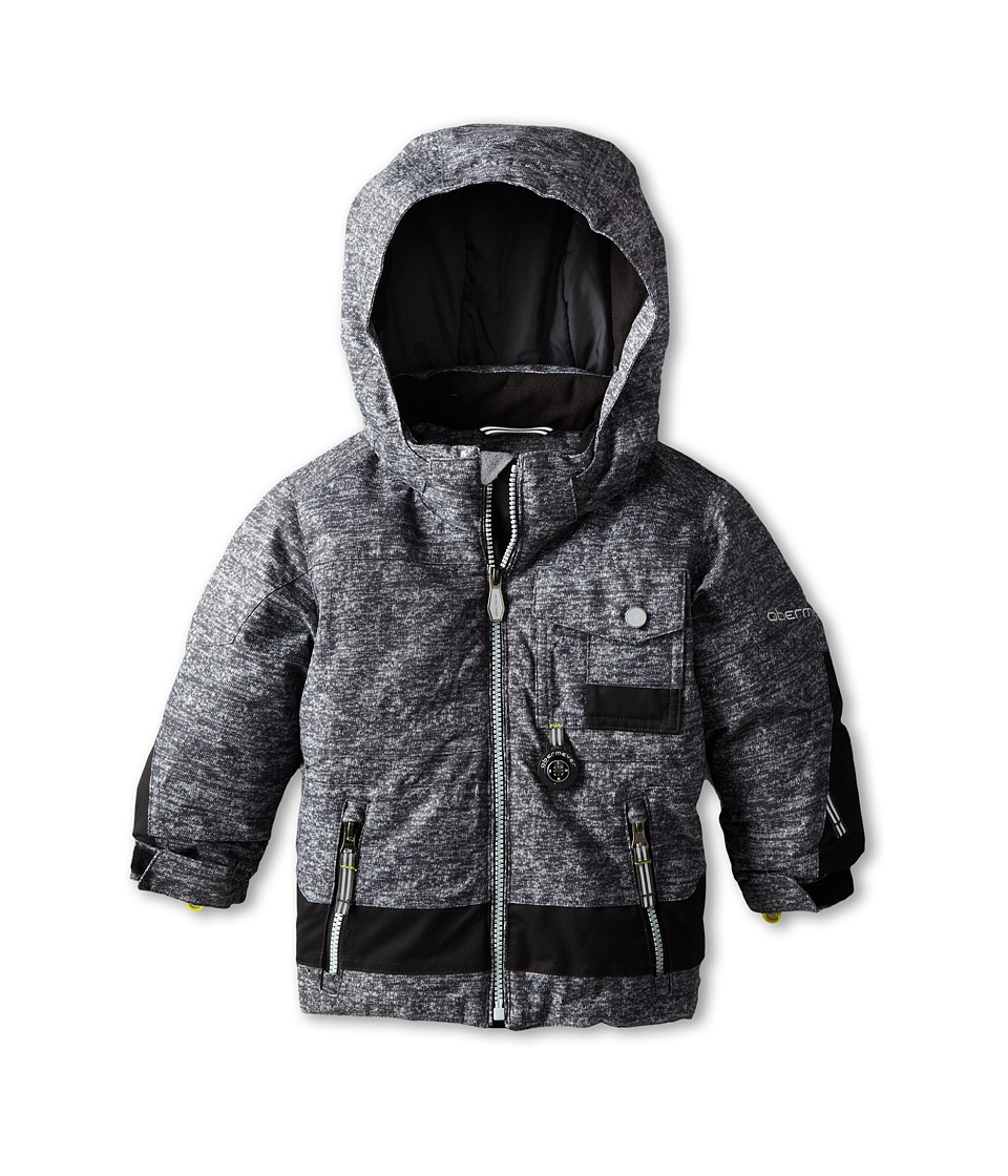 Obermeyer Kids - Big Time Jacket (Toddler/Little Kids/Big Kids) (Gunsmoke) Boy