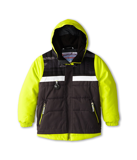 Obermeyer Kids - Grom Jacket (Toddler/Little Kids/Big Kids) (Lightsaber) Boy's Coat