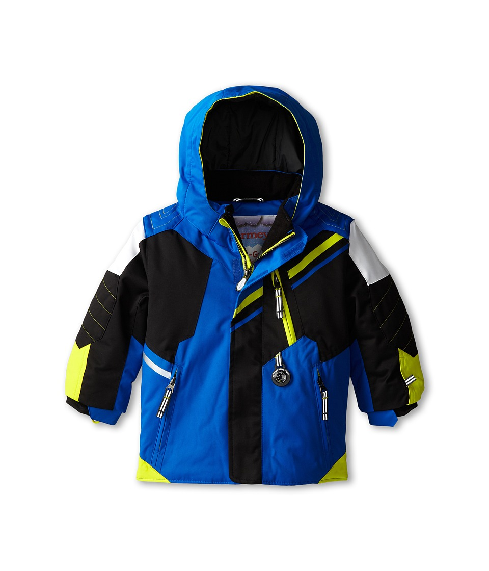 Obermeyer Kids - Fusion Jacket (Toddler/Little Kids/Big Kids) (True Blue) Boy