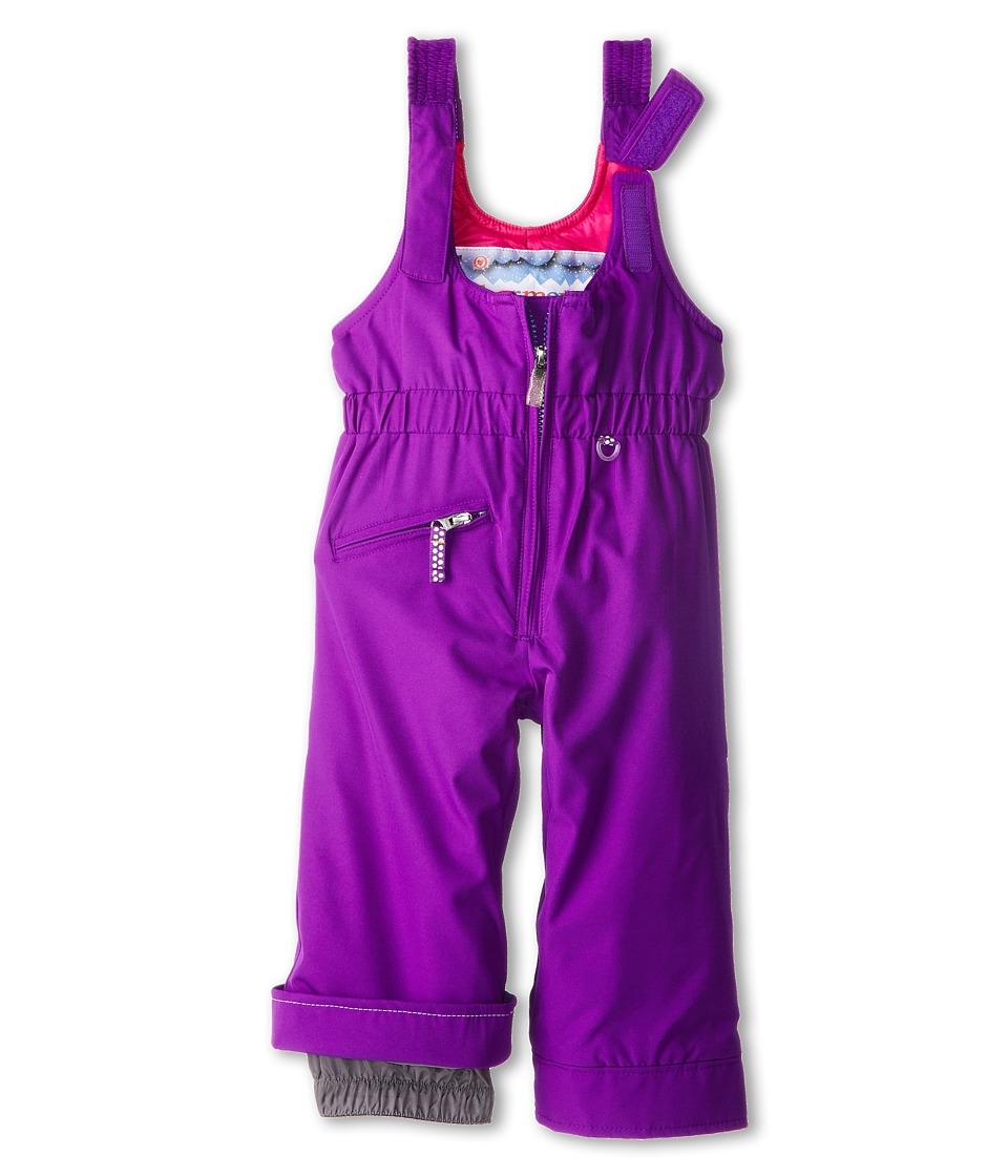Obermeyer Kids - Snoverall Pant (Toddler/Little Kids/Big Kids) (Iris Purple) Girl