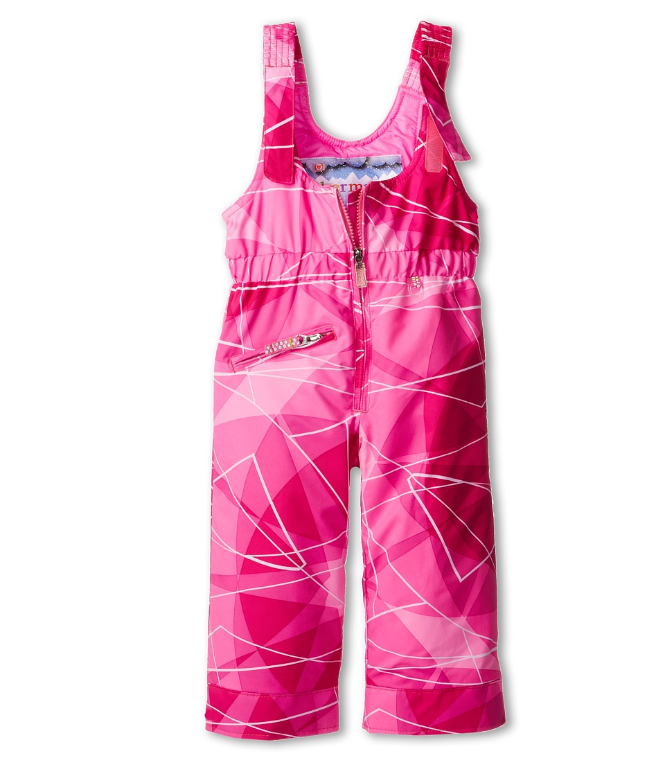 Obermeyer Kids - Snoverall Pant (Toddler/Little Kids/Big Kids) (Pink Nebula Print) Girl