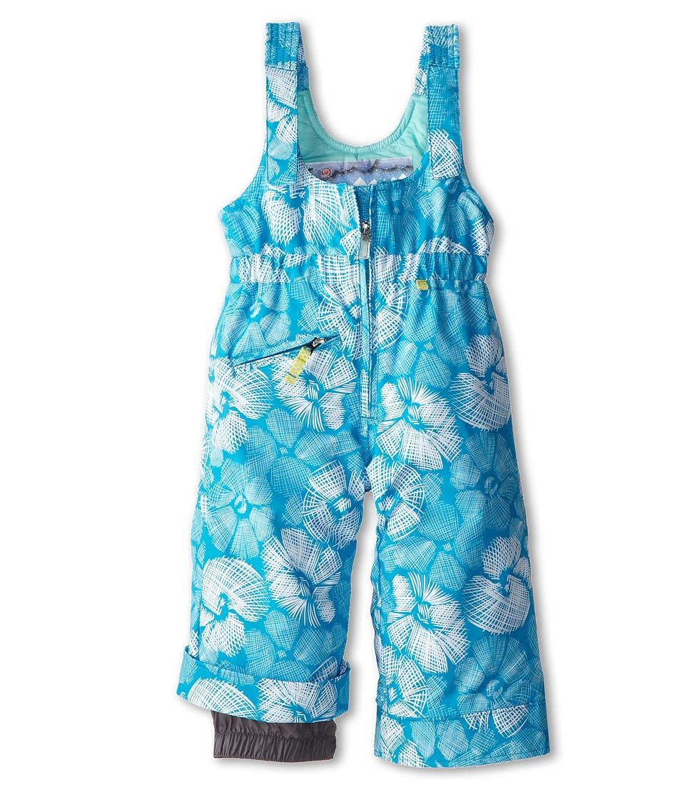 Obermeyer Kids - Snoverall Pant (Toddler/Little Kids/Big Kids) (Ocean Snowflower) Girl