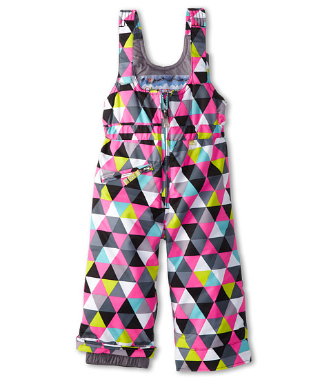 Obermeyer Kids - Snoverall Pant (Toddler/Little Kids/Big Kids) (D-Squared Print) Girl