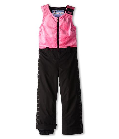 Obermeyer Kids - Warm-Up Bib (Toddler/Little Kids/Big Kids) (Black) Girl's Clothing
