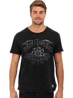 SALE! $11.99 - Save $22 on Silver Jeans Co. S S T Shirt w Pick Stitch (Charcoal) Apparel - 64.74% OFF $34.00