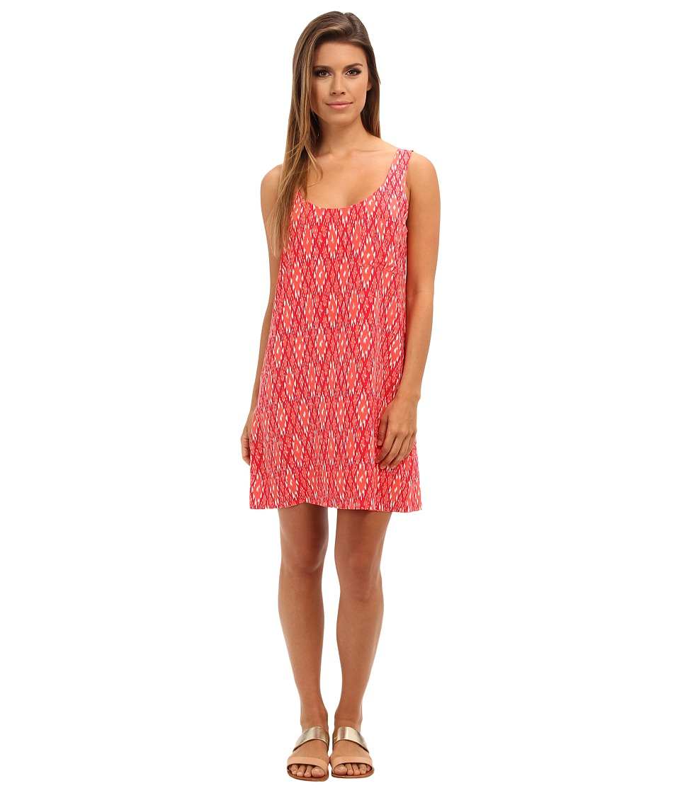 Joie - Dawna (Spiced Coral) Women's Dress
