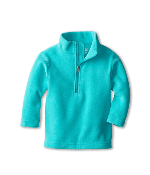 Obermeyer Kids - Ultragear 100 Micro Zip-T (Little Kids/Big Kids) (Wintergreen) Kid