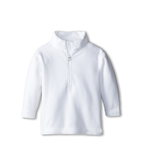 Obermeyer Kids - Ultragear 100 Micro Zip-T (Little Kids/Big Kids) (White) Kid