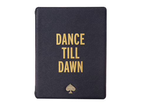 Kate Spade New York - Dance Till Dawn Tablet Folio Hardcase (Multi) Computer Bags