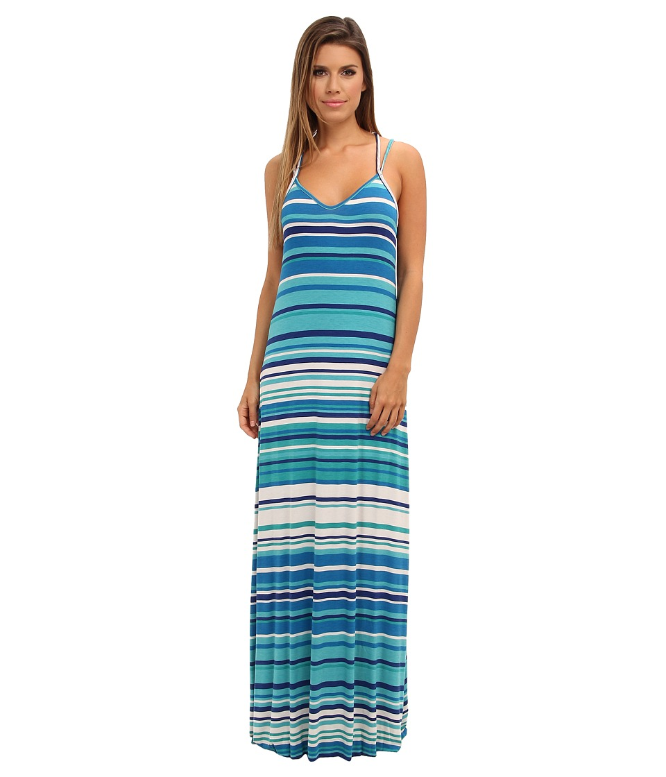 Rachel Pally - Murphy Print Dress (Sea Stripe) Women's Dress