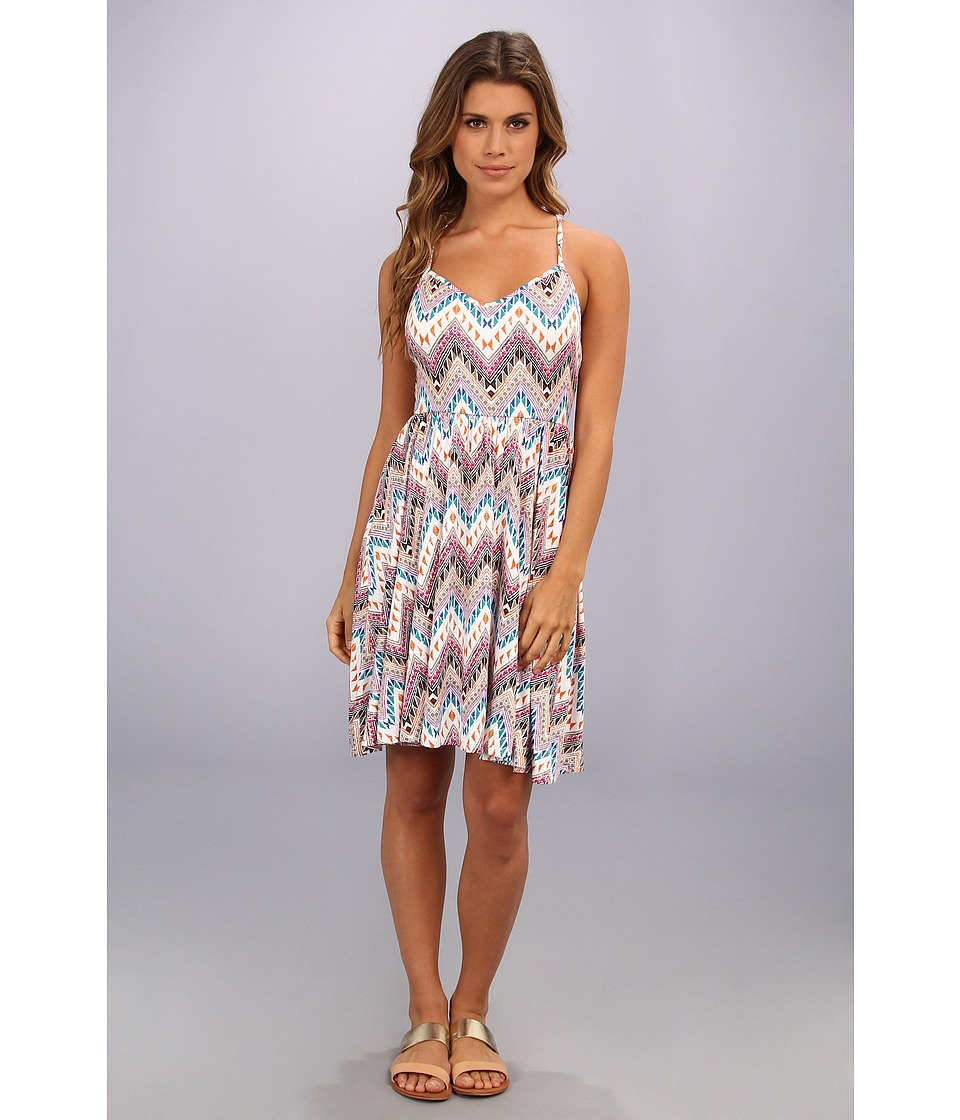 Rachel Pally - Hunter Print Dress (Zig Zag) Women's Dress
