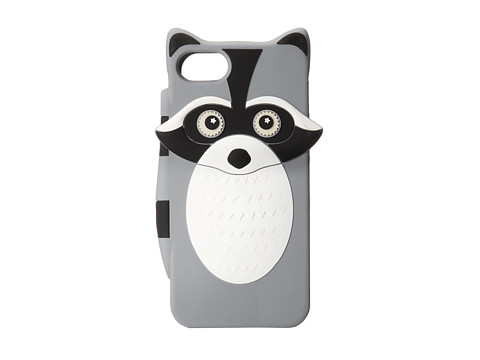Kate Spade New York - Raccoon Silicone Phone Case for the iPhone 5 and 5s (Multi) Cell Phone Case