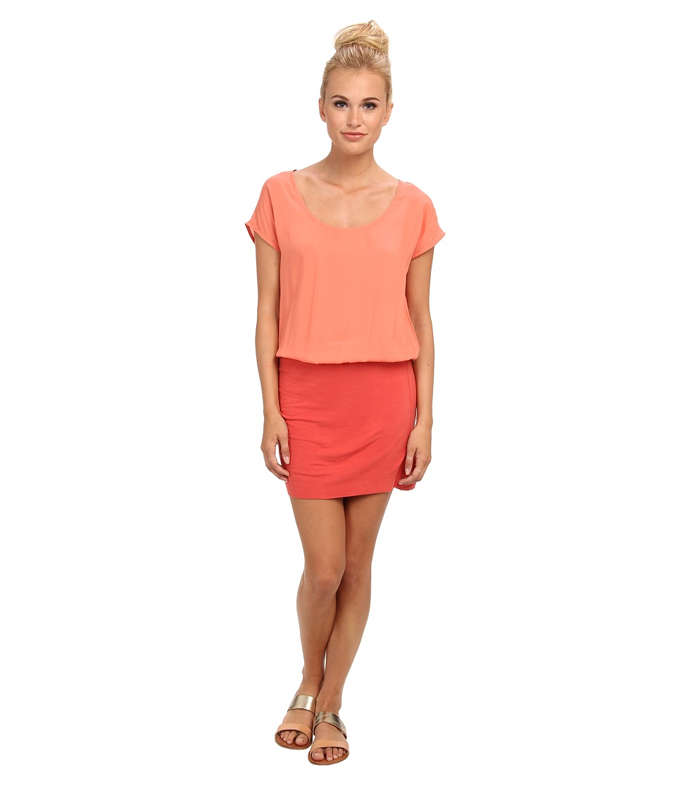 Soft Joie - Brix 5928-30399 (Sandy Coral) Women's Dress
