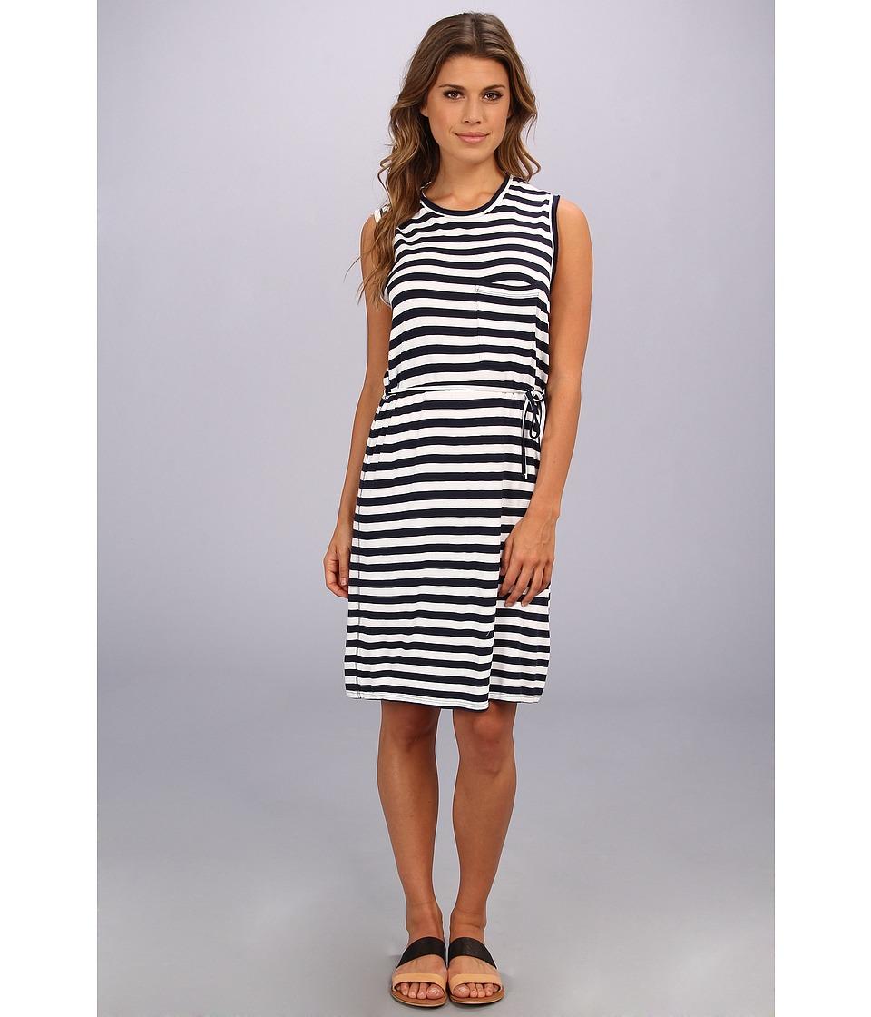Soft Joie - Paseo 5882-31788 (Dark Denim/Porcelain) Women's Dress