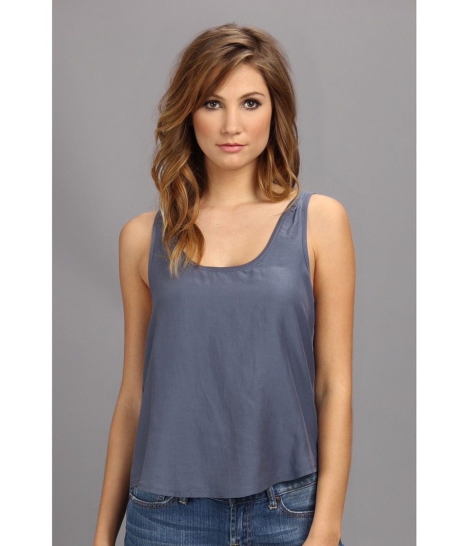 Soft Joie - Carrillo 5928-27707 (Dark Denim) Women's Sleeveless