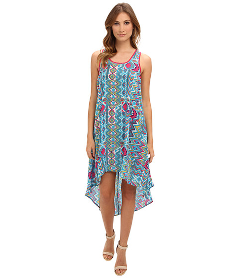 Tolani - Nikki Maxi Dress (Turquoise) Women's Dress
