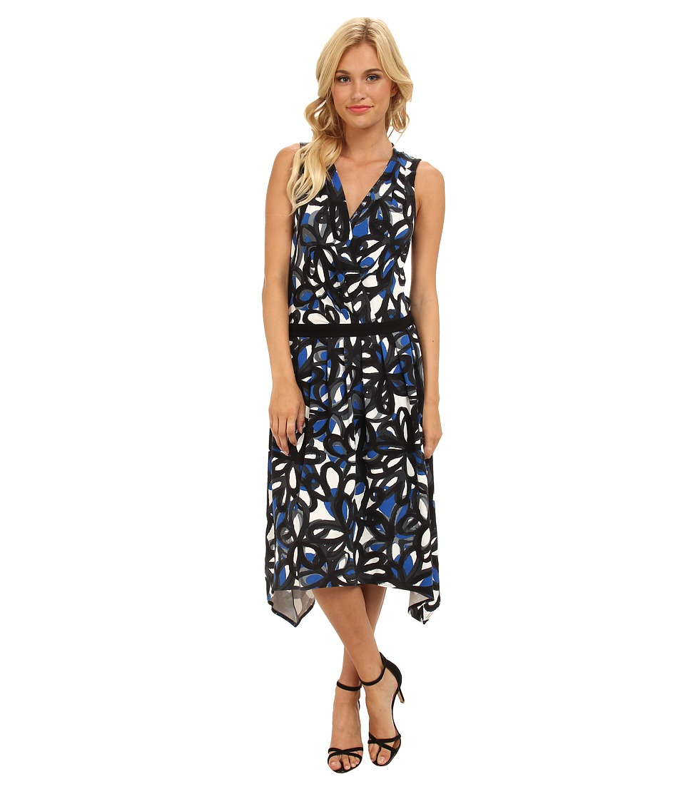 Trina Turk - Keegan Dress (Sapphire) Women's Dress