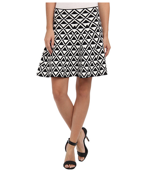 Trina Turk - Chalice Skirt (Black) Women's Skirt