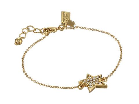 Kate Spade New York - Twinkle Twinkle Solitaire Bracelet (Clear/Gold) Bracelet