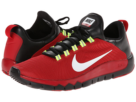 Nike - Free Trainer 5.0 (Gym Red/Black/White) Men