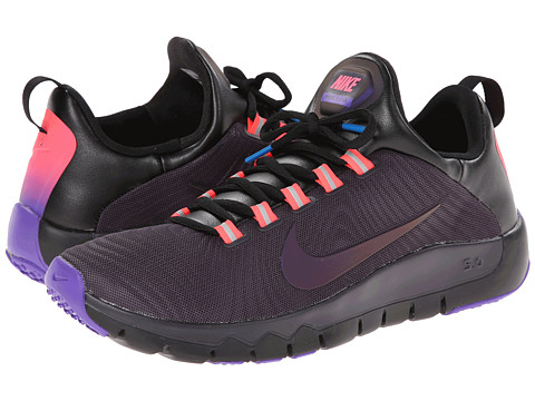 Nike - Free 5.0 (LSA Pack) (Cave Purple/Hyper Grape/Hyper Punch/Black) Men