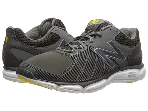 New Balance - M813v3 (Grey/Yellow) Men