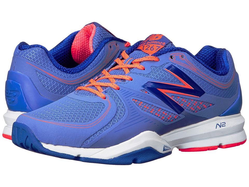 New Balance - WX1267 (Blue) Women's Cross Training Shoes