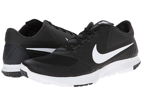 Nike - FS Lite Trainer II (Black/Anthracite/White) Men's Cross Training Shoes