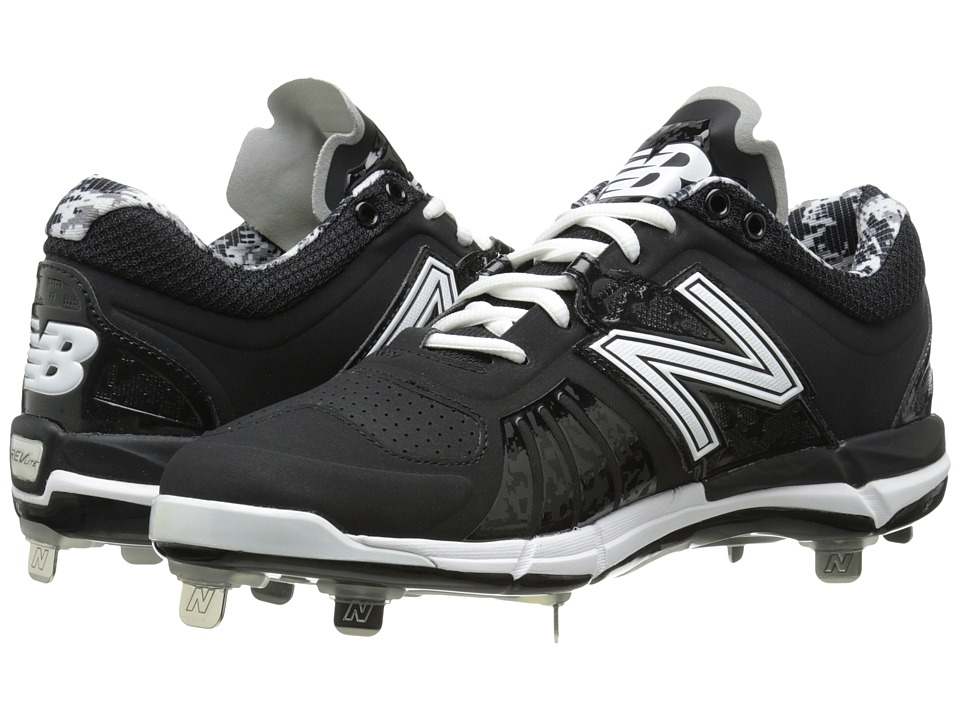 New Balance - L3000v2 (Black) Men's Cleated Shoes