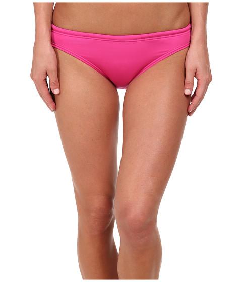 TYR - Solid Brites Bikini Bottom (Pink) Women