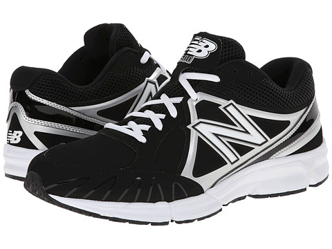 New Balance - T500 (Black) Men's Running Shoes