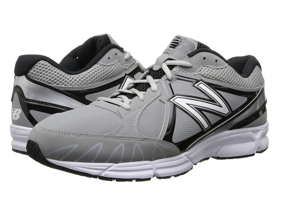 New Balance - T500 (Grey) Men's Running Shoes