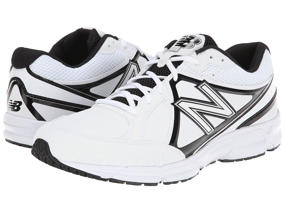 New Balance - T500 (White) Men's Running Shoes