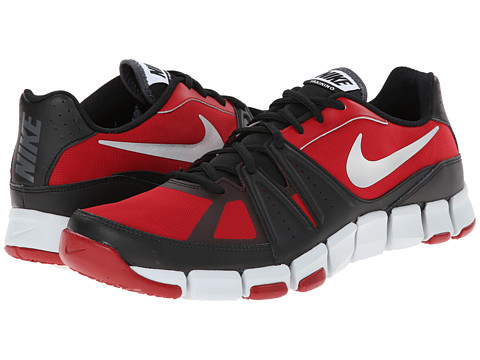 Nike - Flex Show TR 3 (Gym Red/Black/Pure Platinum/White) Men's Cross Training Shoes