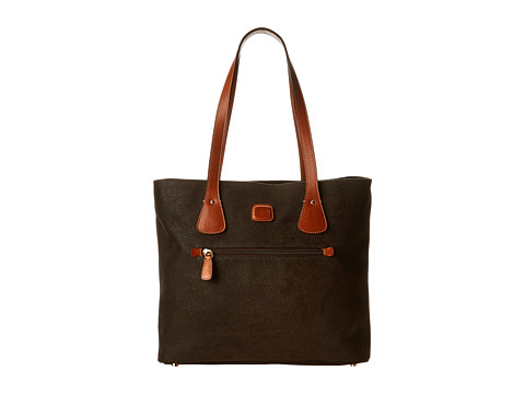 Bric's Milano - Business Elite (Olive) Tote Handbags