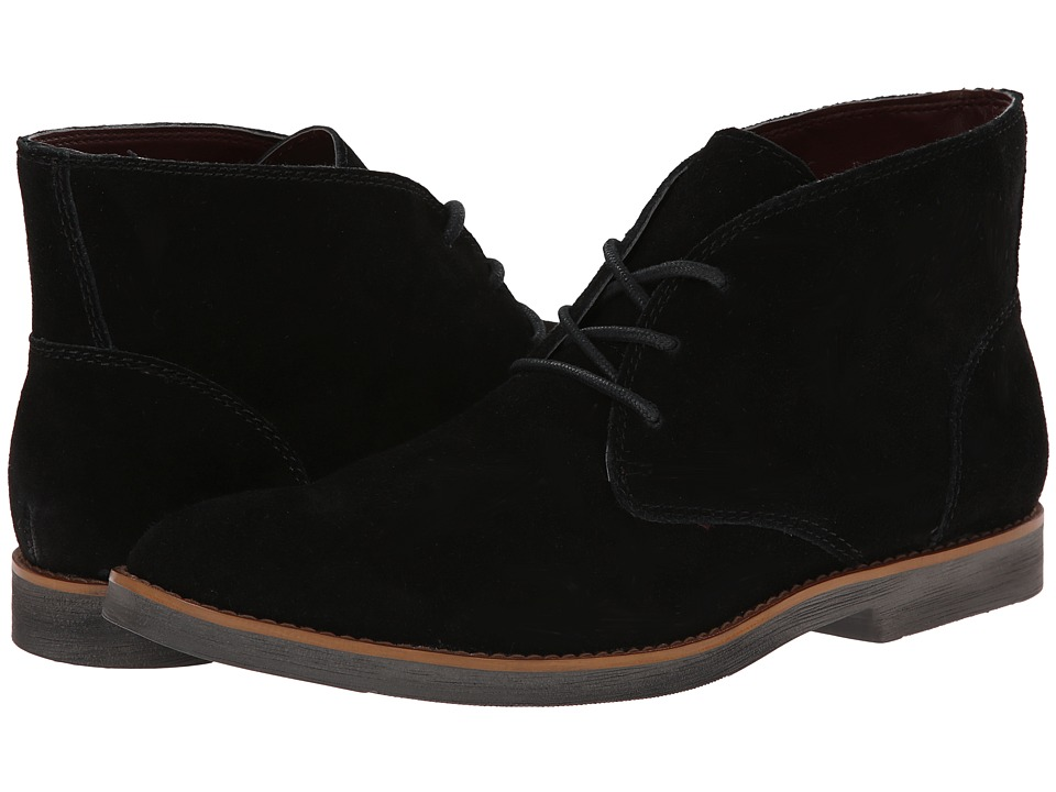 BUKS by Walk-Over - Wallen (Black Suede) Men