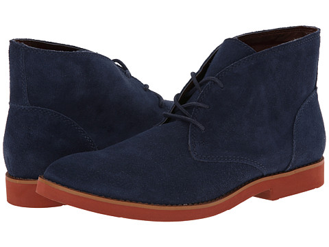 BUKS by Walk-Over - Wallen (Navy Suede) Men's Lace-up Boots